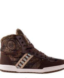 Sneakers dama West maro - Incaltaminte Dama - Sneakers Dama