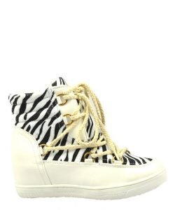 Sneakers dama alb Ruby - Promotii - Lichidare Stoc