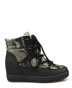 Sneakers dama negru Speer - Promotii - Lichidare Stoc