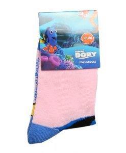 Sosete copii Finding Dory roz cu albastru - Aксесоари - Aксесоари Детски