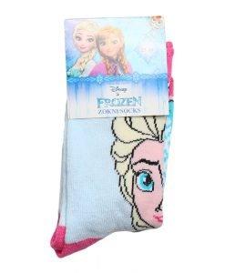 Sosete copii Frozen bleu cu roz - Aксесоари - Aксесоари Детски