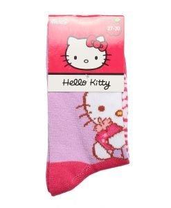 Sosete copii Hello Kitty fucsia cu mov - Aксесоари - Aксесоари Детски