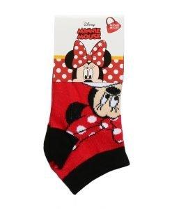 Sosete copii Minnie Mouse rosii cu negru - Aксесоари - Aксесоари Детски