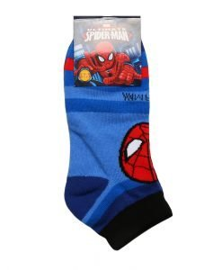 Sosete copii Ultimate Spider-Man albastre cu negru - Aксесоари - Aксесоари Детски