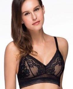 Sutien Valerie Triangle Bra neintarit - Miss - Sutiene Miss