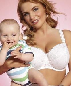 Sutien alaptare Brillant mama neintarit - OUTLET - Sutiene - Outlet