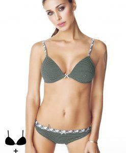 Sutien fara balene si chilot 7372 Grey - OUTLET - Sutiene - Outlet