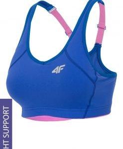 Sutien sport 4F Blue - Lenjerie pentru femei - Sutiene si topuri
