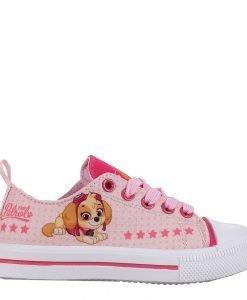 Tenisi copii Paw Patrol roz cu fucsia - Incaltaminte Copii - Tenisi Copii