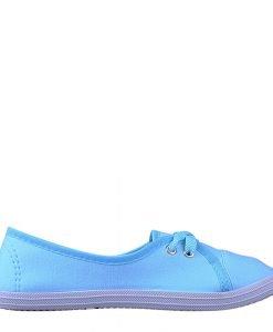 Tenisi dama A728 bleu - Incaltaminte Dama - Tenisi Dama