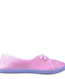 Tenisi dama A728 roz - Incaltaminte Dama - Tenisi Dama