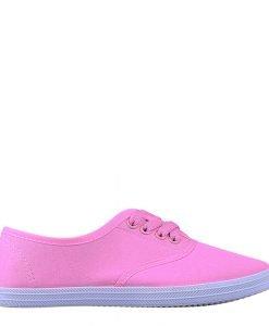 Tenisi dama A791 roz - Incaltaminte Dama - Tenisi Dama