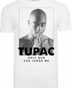 Tricou 2Pac Prayer alb Mister Tee - Tricouri cu trupe - Mister Tee>Trupe>Tricouri cu trupe