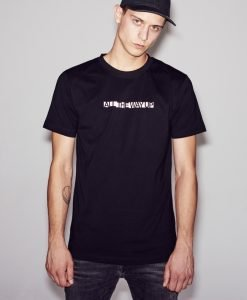 Tricou All The Way Up Logo negru Mister Tee - Tricouri cu mesaje - Mister Tee>Regular>Tricouri cu mesaje