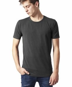 Tricou Fitted Stretch gri carbune Urban Classics - Tricouri urban - Urban Classics>Barbati>Tricouri urban