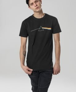 Tricou Pink Floyd Dark Side of the Moon negru Merchcode - Tricouri cu trupe - Mister Tee>Trupe>Tricouri cu trupe