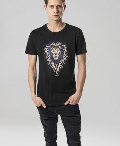 Tricou Warcraft Alliance negru Merchcode - Tricouri cu trupe - Mister Tee>Trupe>Tricouri cu trupe