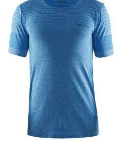 Tricou barbatesc Craft Cool Comfort Blue material functional - Lenjerie pentru barbati - Primul strat