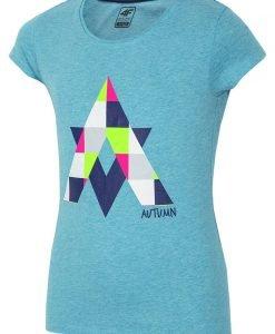 Tricou fetite Autumn Blue - Haine si accesorii - Imbracaminte sport copii