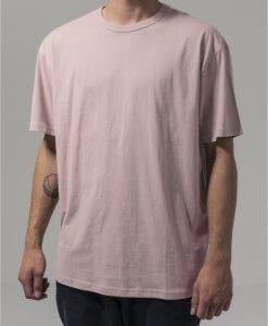 Tricou larg roz Urban Classics - Tricouri urban - Urban Classics>Barbati>Tricouri urban