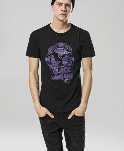 Tricou negru Sabbath LOTW purple negru Merchcode - Tricouri cu trupe - Mister Tee>Trupe>Tricouri cu trupe