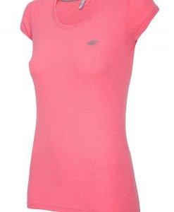 Tricou sport de dama 4f Pink - Haine si accesorii - Trcouri  maiouri