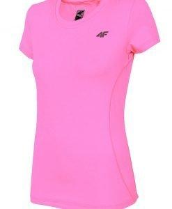Tricou sport de dama Dry Control 4f Pink - Haine si accesorii - Trcouri maiouri