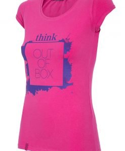 Tricou sport de dama Think out of box - Haine si accesorii - Trcouri maiouri