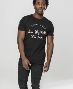 Tricouri cu mesaje funny El Patron Del Mal - Tricouri cu mesaje - Mister Tee>Regular>Tricouri cu mesaje