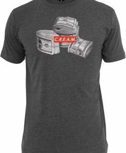 Tricouri cu texte C.R.E.A.M - Tricouri cu mesaje - Mister Tee>Regular>Tricouri cu mesaje