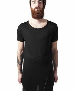 Tricouri fashion cu fermoar - Tricouri lungi - Urban Classics>Barbati>Tricouri lungi