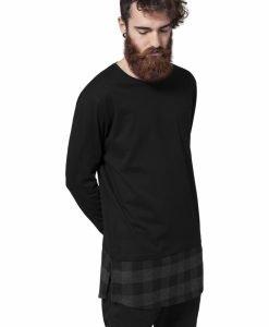 Tricouri lungi model ecosez - Bluze cu maneca lunga - Urban Classics>Barbati>Bluze cu maneca lunga