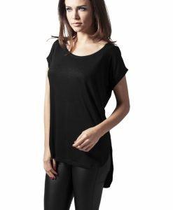 Tricouri mai lungi in spate femei - Tricouri urban - Urban Classics>Femei>Tricouri urban