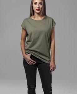 Tricouri sport largi femei oliv Urban Classics - Femei - Urban Classics>Colectie noua>Femei
