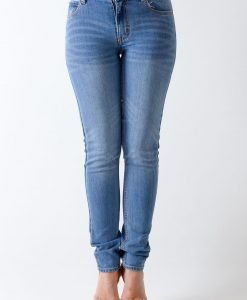 Blugi Cheap Monday Clean Wash - FEMEI - JEANS DAMA