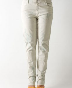Blugi Cheap Monday Dirty White - FEMEI - JEANS DAMA