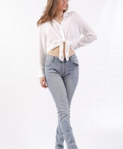 Blugi Cheap Monday Tight Backstage Blue - FEMEI - JEANS DAMA