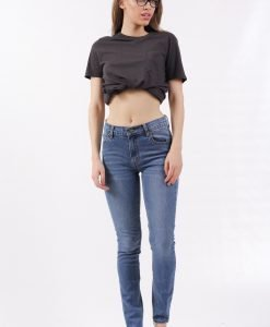 Blugi Cheap Monday Tight Dark Clean Wash - FEMEI - JEANS DAMA