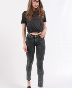 Blugi Cheap Monday Tight Decay Grey - FEMEI - JEANS DAMA