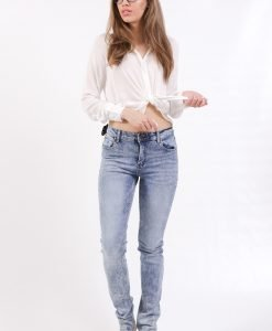 Blugi Cheap Monday Tight Skin - FEMEI - JEANS DAMA