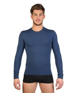 Bluza Datch Home Dark Blue - BARBATI - LENJERIE BARBATI