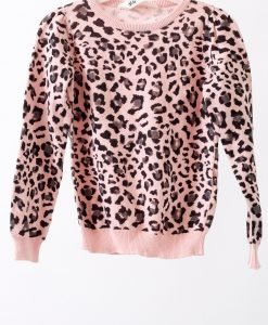 Bluza Leopard - COPII - FETE