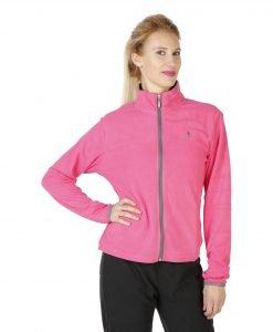 Bluza de trening roz Cesare Paciotti - FEMEI - BLUZE