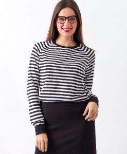 Bluza in dungi COS - FEMEI - BLUZE