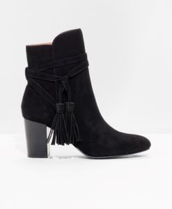 Botine &Other Stories Tassels - FEMEI - INCALTAMINTE DE DAMA