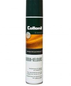 Collonil - Impregnat Nubuk+Velours Spray Gri Inchis - Încălţăminte - Îngrijire încălţăminte