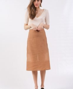 Fusta COS Transparence - 25% OFF - 25% OFF