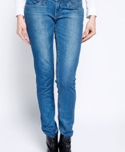 Levi's - Jeansi Revel Low Skinny Stranger - Îmbrăcăminte - Jeans