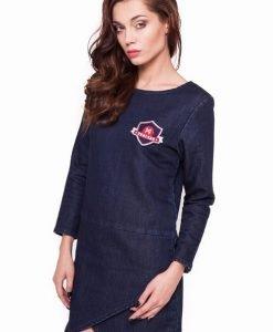 Milov - Bluză Asymmetric - Îmbrăcăminte - Cardigane și hanorace