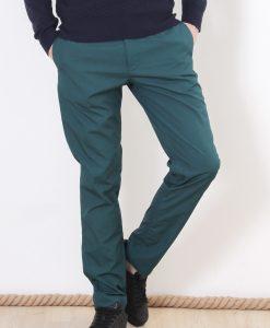 Pantaloni barbati COS Green - BARBATI - PANTALONI BARBATI